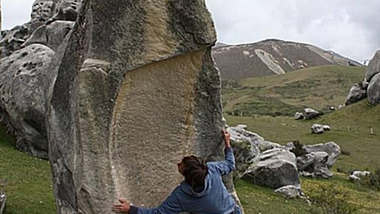 Učenje plezalne tehnike 2. del