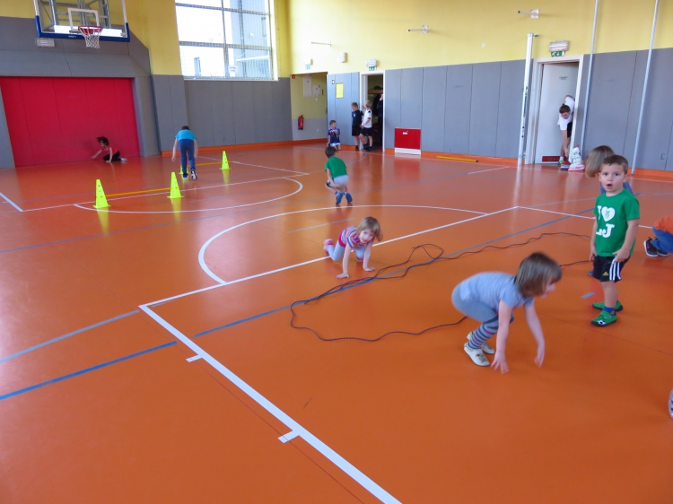 Treningi za otroke