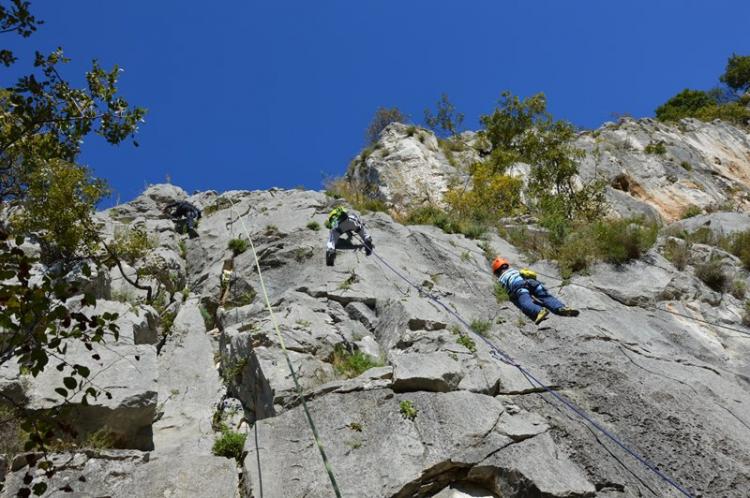 Kako začeti s plezanjem