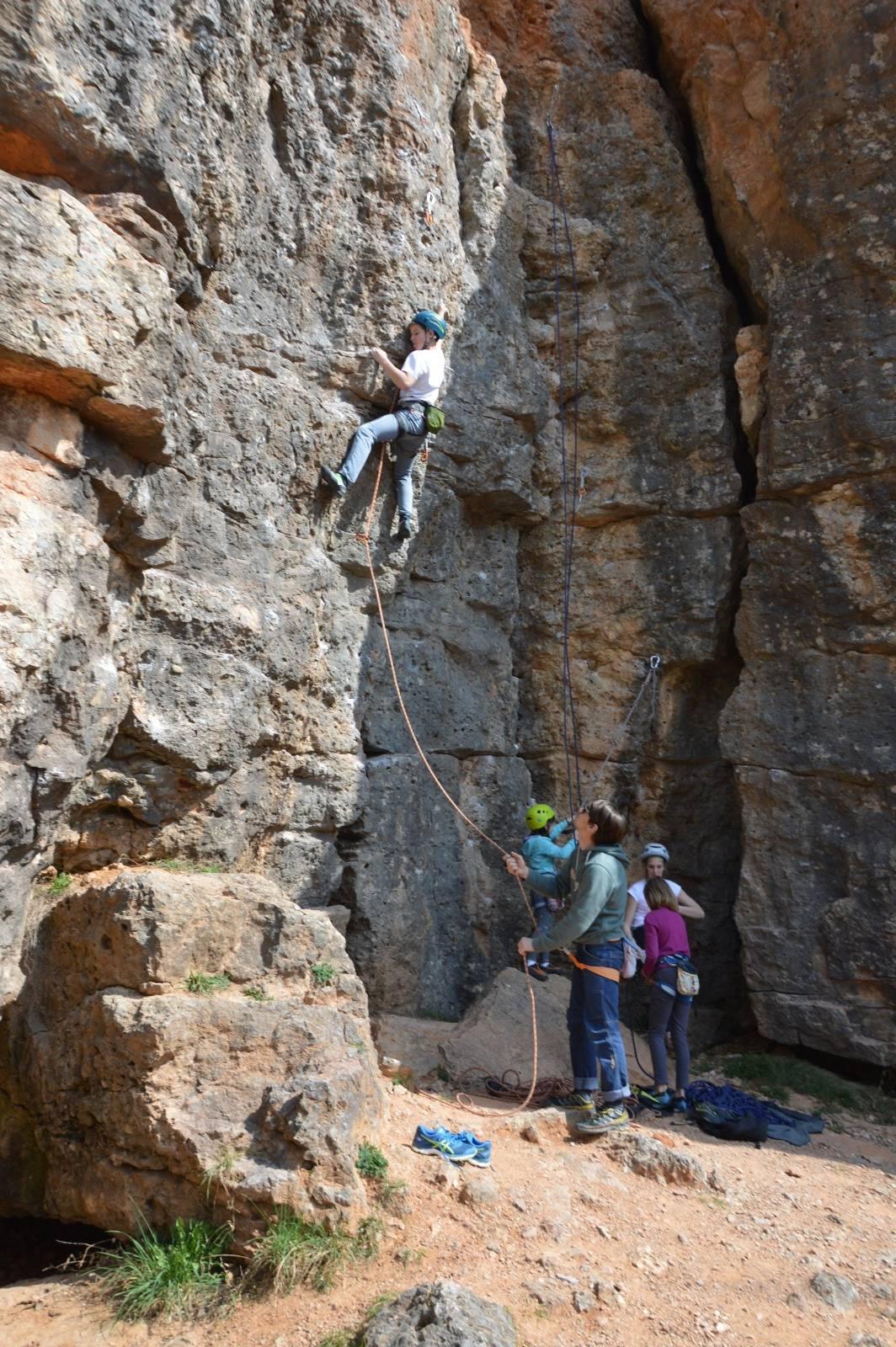 Obiskali smo plezališče Kamnitnik