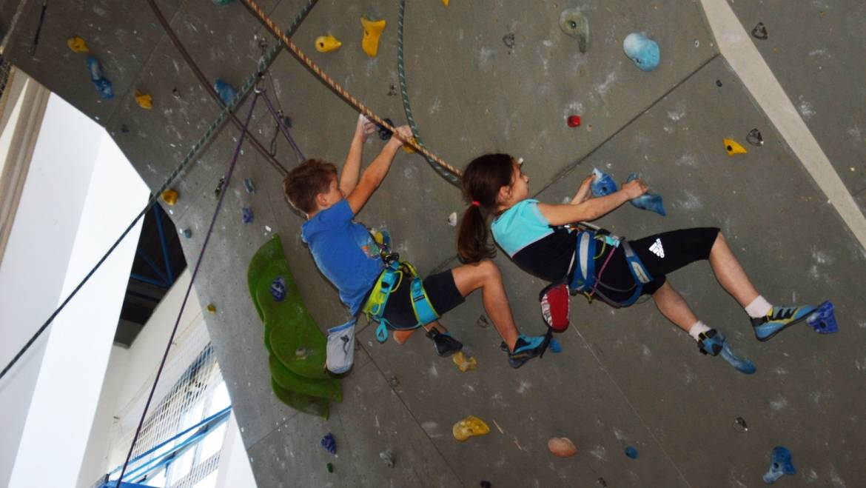 Osnovnošolska plezalna tekma – Šenčur 29. marec