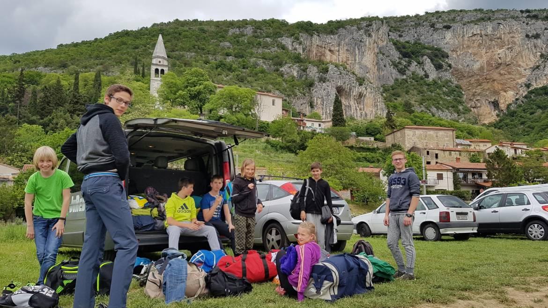 Prvomajski tridnevni plezalni tabor