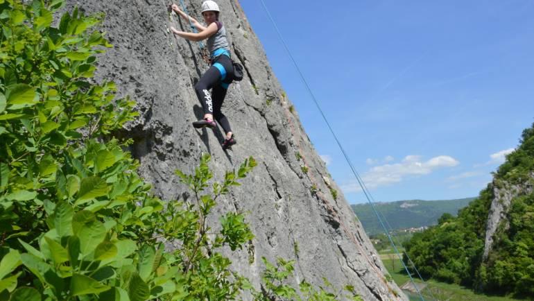 Prvomajski plezalni izlet – Mišja peč, Kamena vrata, Buzetski kanjon – 26.4 – 28.4.2018