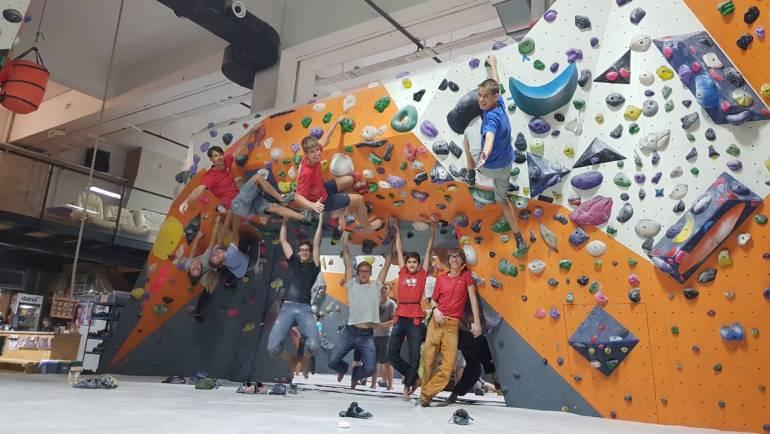 Jesenski plezalni tabor – Osp & Adidas ticket to rockstars