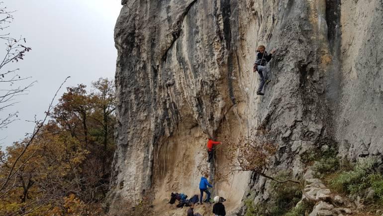 Decembrsko plezanje
