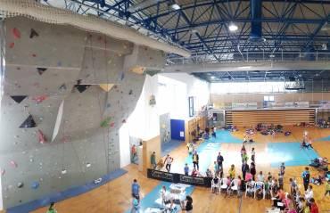 David Meglič zmagovalec osnovnošolske plezalne tekme – zahod Slovenije