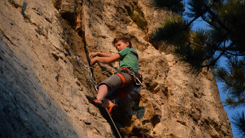 Pomladni plezalni tabor – mlajši plezalci – 17. – 18. maj 2019