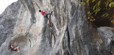 Jesenski plezalni tabor 25. – 27. oktober 2019