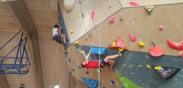 Srednješolska plezalna tekma – 30. januar 2020