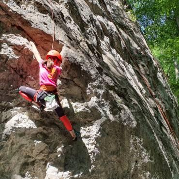 Pomladanski plezalni tabor, Kotečnik – 4. – 5. junij 2021