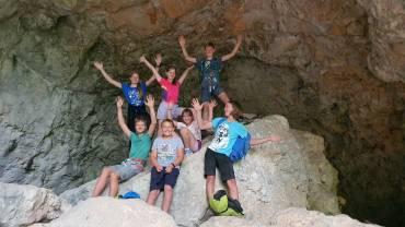 Plezalni tabor Kotečnik 2. – 4. julij 2021